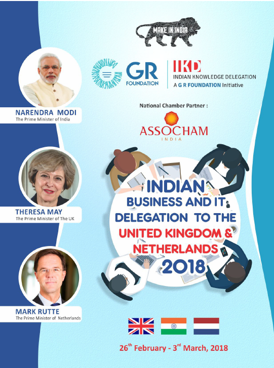 Indian Knowledge Delegation - 2018